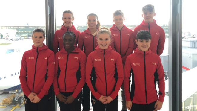 Young divers set for test on world stage