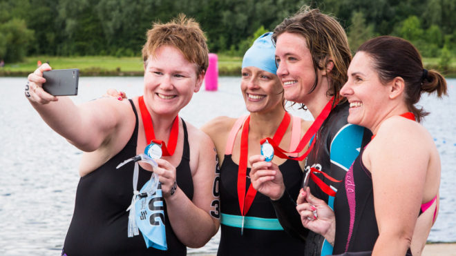 Open Water Swimming Results