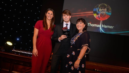 Swimmers are honoured at Swim England National Awards 2018