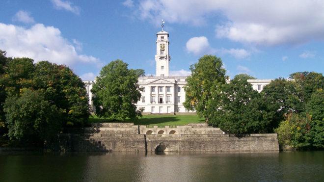 Swimming at University of Nottingham