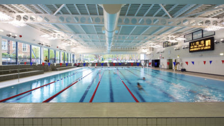 Leeds Swimming Performance Centre