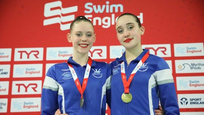 Synchro youngsters chosen for Age Group and Development squads