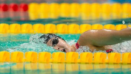 Record breakers at National Para-swimming Championships 2018