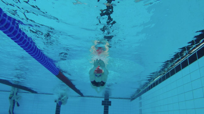 Tips for improving your breaststroke body position