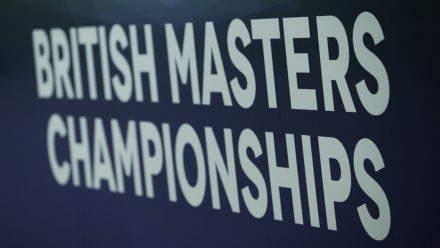 British Masters 2019 event schedule and conditions released