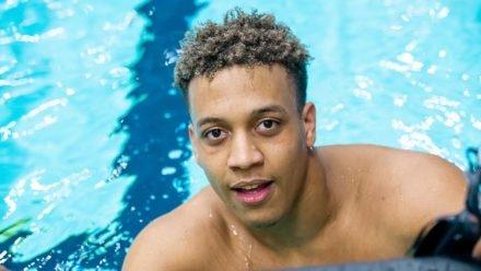 Cameron Brooks-Clarke triumphs in close 50m Butterfly final