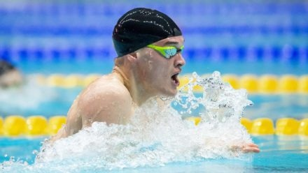 James Wilby sets new personal best to reach National Winter Championships final