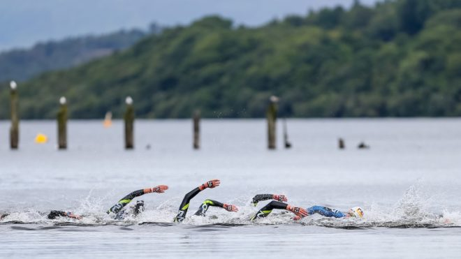 Dearing and Huskisson compete in Europeans 10k