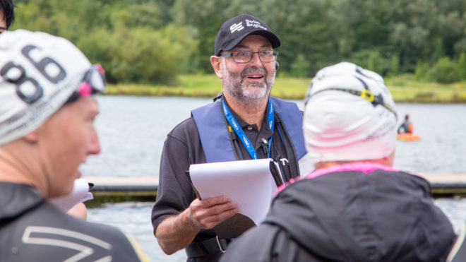 Level 2 Coaching Open Water Swimming Qualification