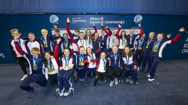 Bright future ahead as Para-swimmers make their mark on international stage