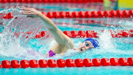 O'Connor makes a strong start at Swim England Winter Champs