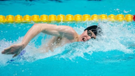 Thomas Dean shatters personal best at National Winter Championships