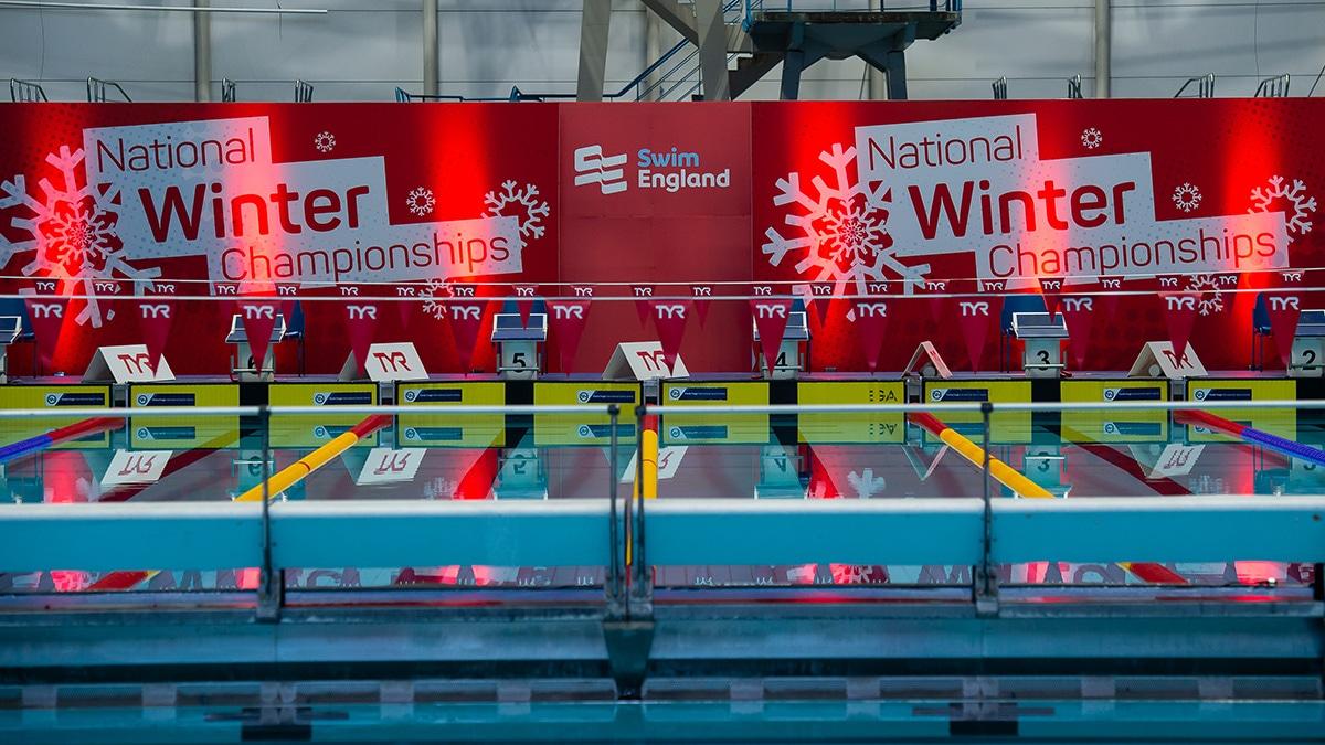 Entry deadline for Swim England National Winter Championships extended