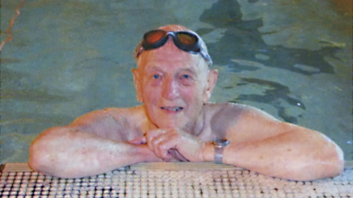 John Harrison the pool in 2004