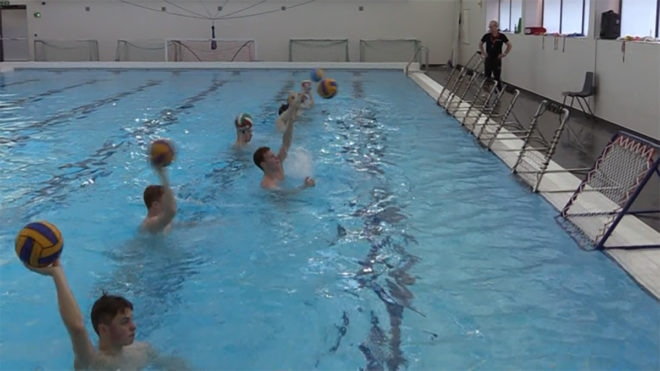 Youngsters set for Swim England Water Polo National Academy camp