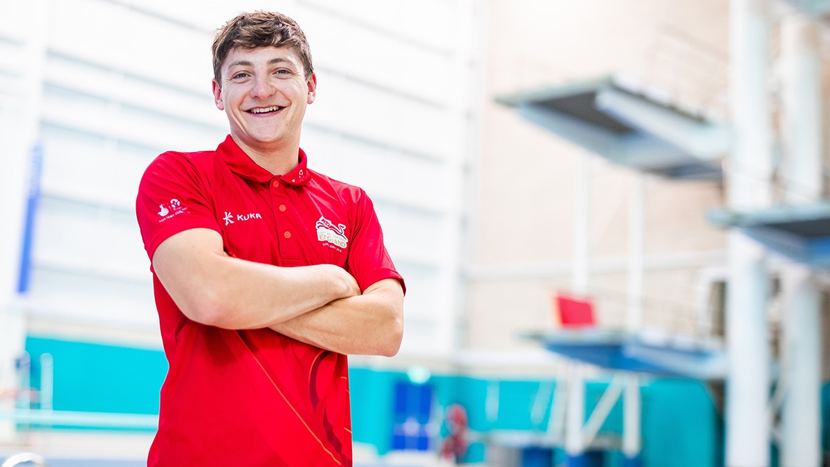 Adam Smallwood has worked with some of the best divers in the world