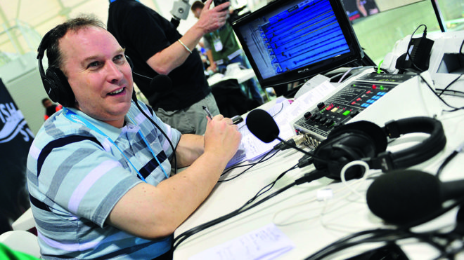 Q&A: Commentator Bob Ballard on his career behind the mic