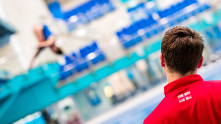 Diving coaches selected for nationwide development programme