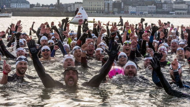 Adventurer Ross Edgley: It's fantastic the Great British Swim inspired so many