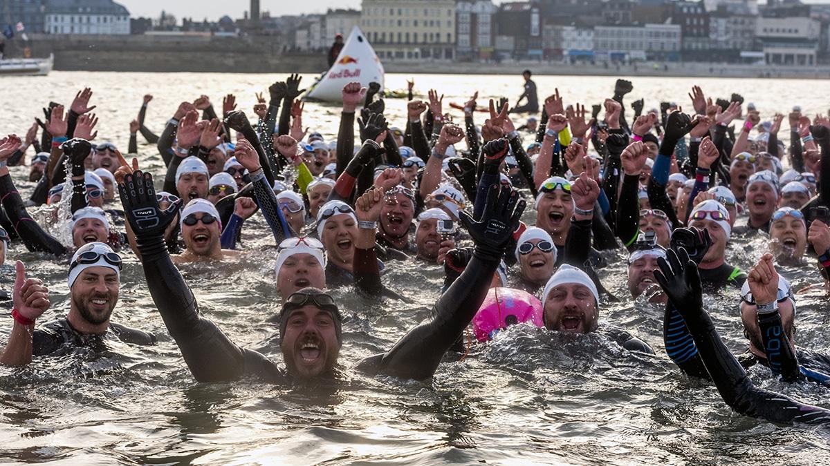 Adventurer Ross Edgley: It's fantastic the Great British Swim inspired so many