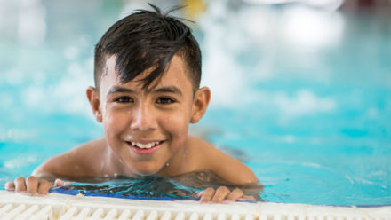 New curriculum swimming and water safety resources available