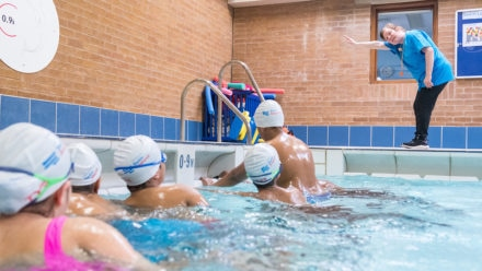 Get the latest swim school updates from Swim England here