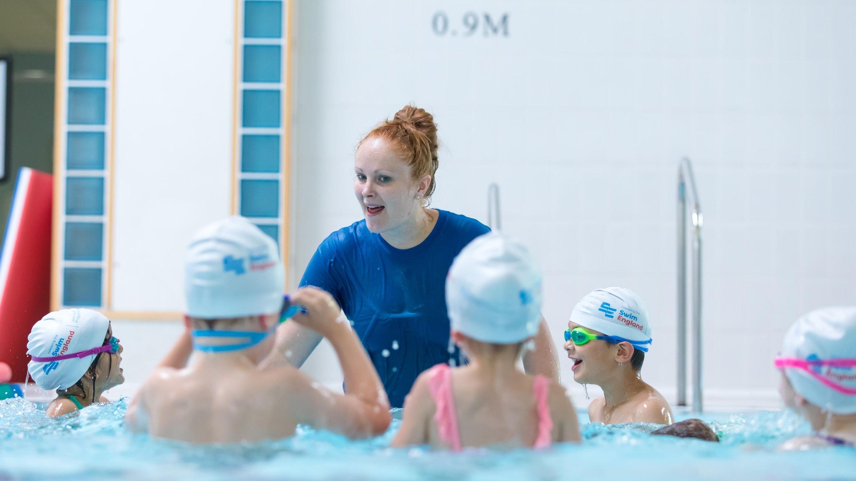 Deaf Friendly Swimming