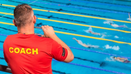 Swimming coaches selected for nationwide development programme