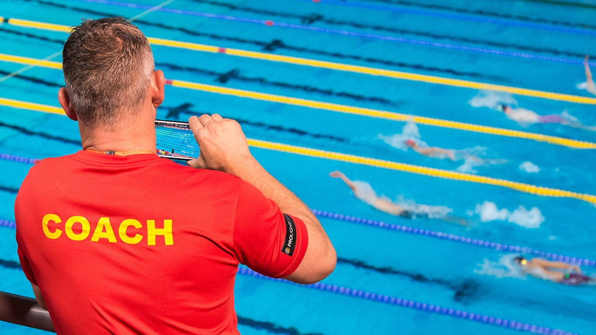 Five swimming coaches have been selected to take part in UK Coaching's Performance Foundation Coach Support Programme