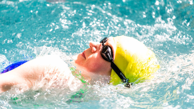 Swimming Endurance Pool Training Session 10