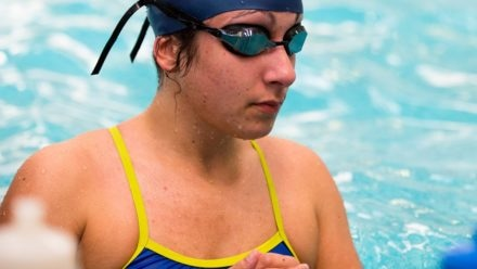 Swimming Endurance Pool Training Session 11