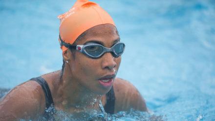 Swimming Endurance Pool Training Session 15