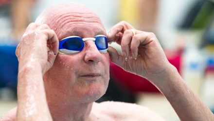 Swimming Endurance Pool Training Session 17