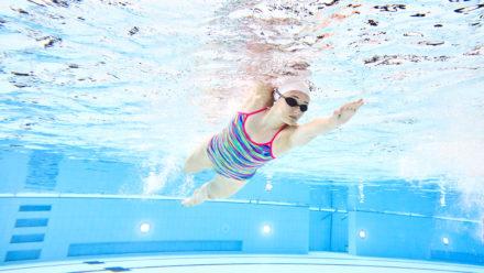 Swimming Endurance Pool Training Session 19