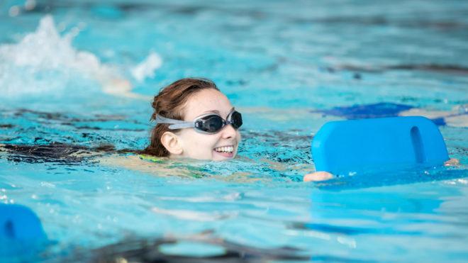 Swimming Endurance Pool Training Session 9