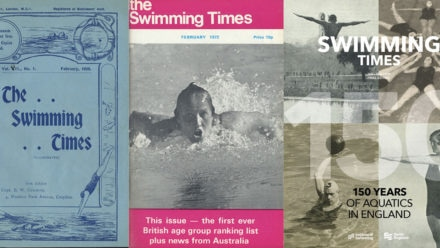 A fond farewell... the history of Swimming Times magazine