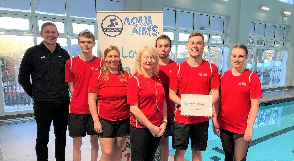 Aqua Aims Swim School