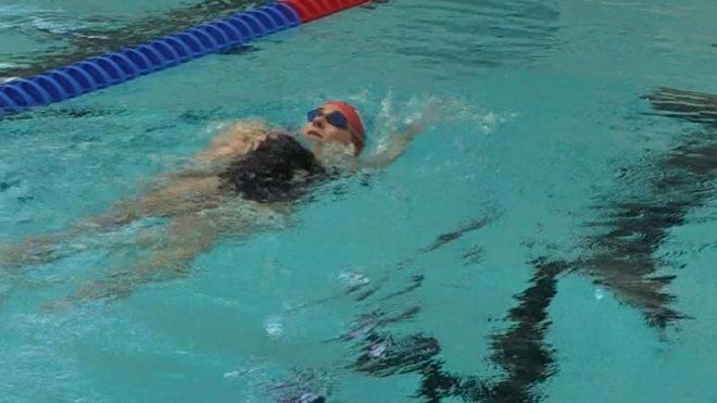 Tips for improving your backstroke breathing