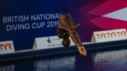 Swim England talent divers prove they can compete on biggest stage