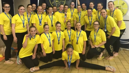 How help from Swim England saw Kingston Synchro rise from the depths