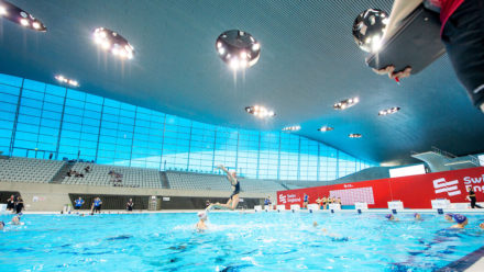 Swim England Young Event Volunteers Programme