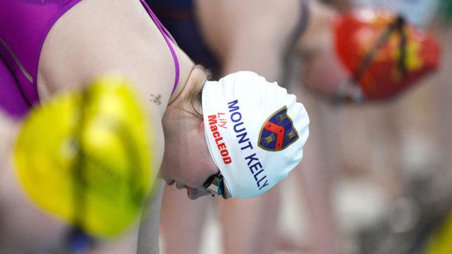 Para-swimming hopefuls set to compete this weekend