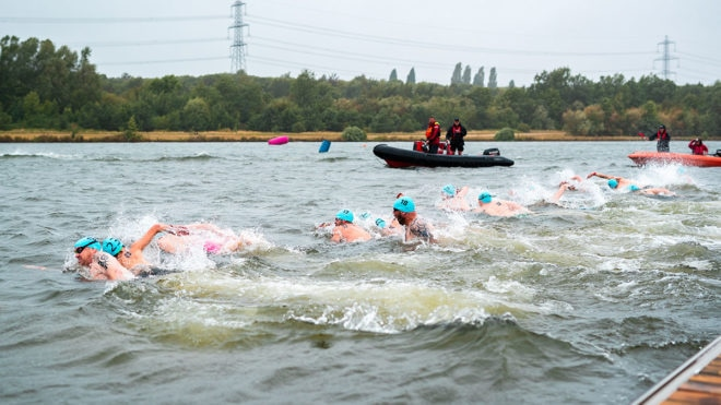 Book your place now on Swim England Open Water Forum