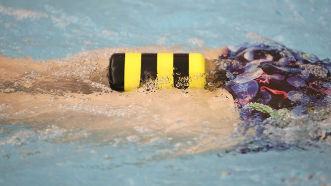 Fitness Booster: The pull buoy ... the 'go-to' piece of equipment in the pool
