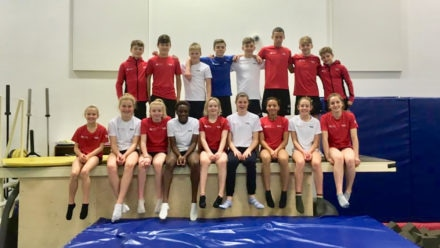 Swim England talent divers prepare for major championships at training camp