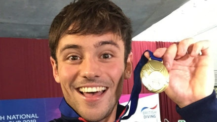 Millie Fowler and Tom Daley grab golds at British National Diving Cup