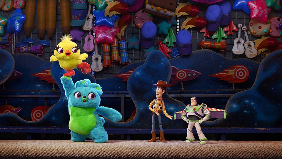 Swim England are joining forces with Disney and some of its most recognisable characters, including the gang from Toy Story 4