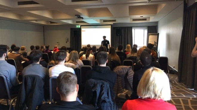 Swim England Sports Science and Medicine Conference was 'extremely informative'