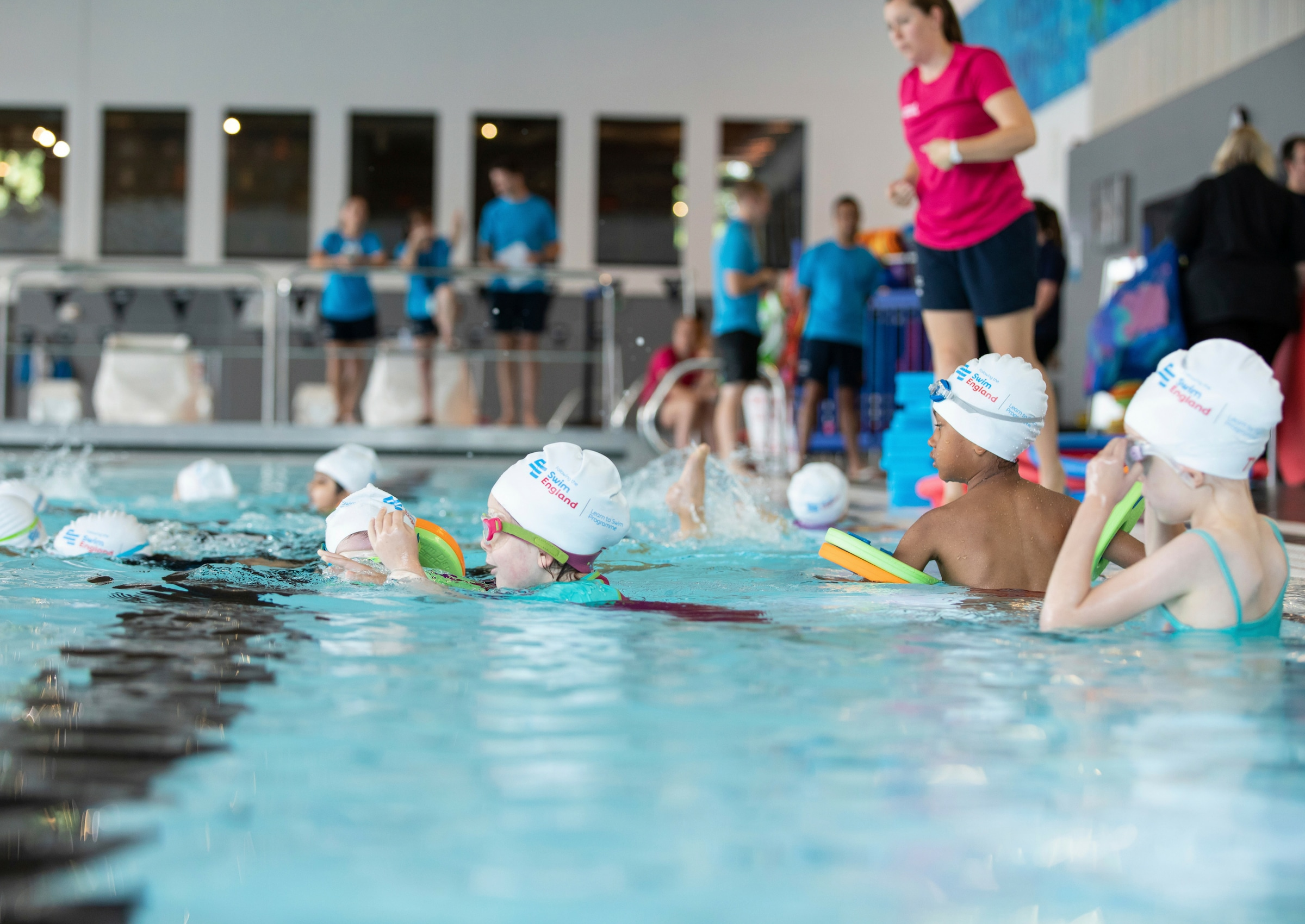 Institute of Swimming confirms first of its kind collaborative agreement with Stevenage Leisure