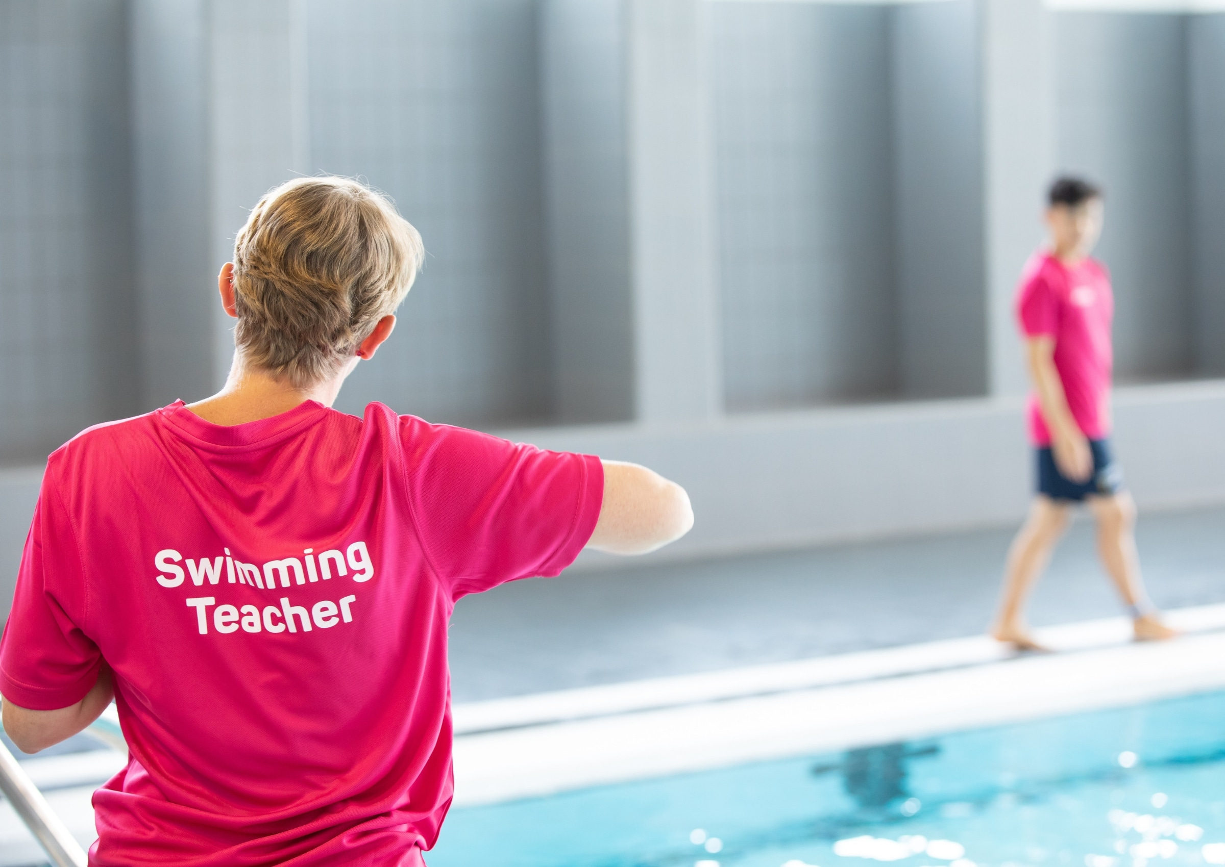 Apply to join the Institute of Swimming Teacher Training Academy in Trafford